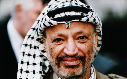 What, or Who, Killed Yasser Arafat? by: Shlomi Eldar