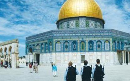 Report: Jordan vetoes Israeli request to allow Jewish prayer on Temple Mount