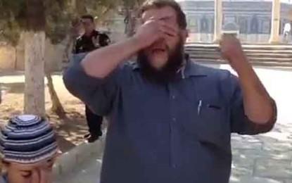 Jordan Says Law Prevents Jews from Praying on Temple Mount/Tzvi Ben-Gedalyahu
