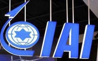 Israel Aerospace Industries Order Book at $10 Billion by Joshua Levitt
