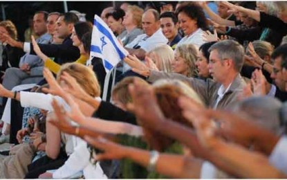 Israel is losing its grip on evangelical Christians By The Forward and Nathan Guttman