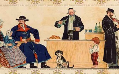 For Centuries, Jews Ruled Poland's Liquor Trade. Why Was That Legacy Forgotten?/by Steven Weiss