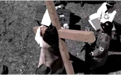 ATCH: 'That Jew Died for You' Video Almost Guaranteed to Spark Controversy /Nathaniel Scott