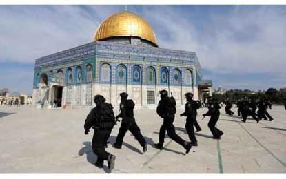Temple Mount now central Israeli-Palestinian flashpoint/Ben Kaspit