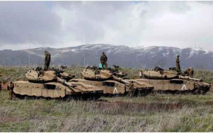 A smell of blood on the Israel-Lebanon border'/Amos Harel