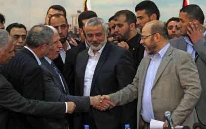 US Backs Israel in Quitting Peace Talks