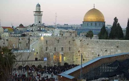 U.S. Congressmen Surprised by Discrimination Against Jews, Christians on Temple Mount During Jerusalem Visit by Joshua Levitt