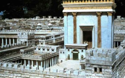 Jewish Immigrant Demands Loan to Build Third Temple