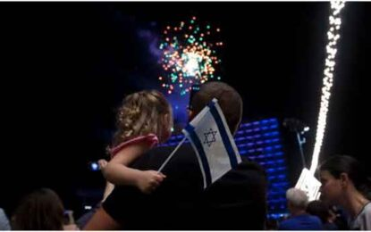 Israel marks 66th Independence Day with torch-lighting ceremony