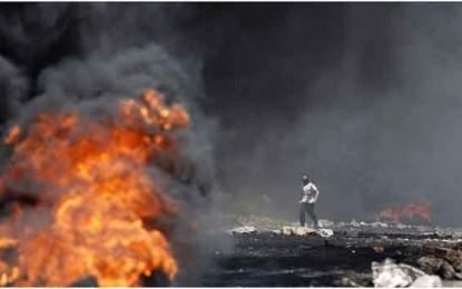 """Hamas Clings to Jihad as America's Top Diplomat Labels Israel an """"Apartheid"""" State by Metthew Clark"""