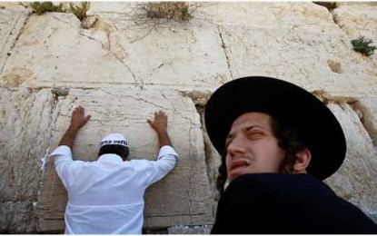 Temple Mount faithful lay claim to lost ark by Yuval Avivi