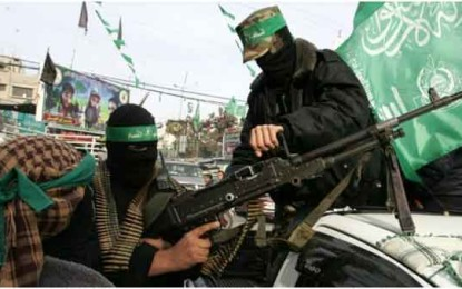 Hamas calls on armed wing to kill soldiers and settlers by Elhanan Miller