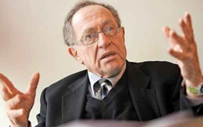Hamas' Phony Statistics on Civilian Deaths By Alan Dershowitz
