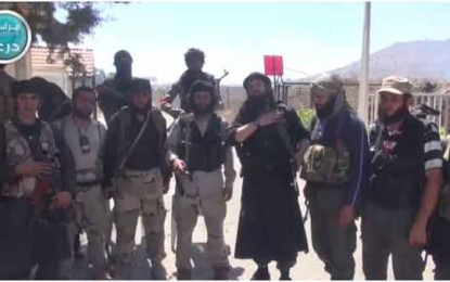A different sort of dangerous: The new jihadi threat from Syria By Mitch Ginsburg