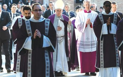 A POSITIVE MOVE BY POPE FRANCIS BY BARUCH TENEMBAUM, EDUARDO EURNEKIAN