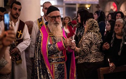 Christians in northeastern Syria seek to revive Easter spirit following IS ouster by Ammar Hamou