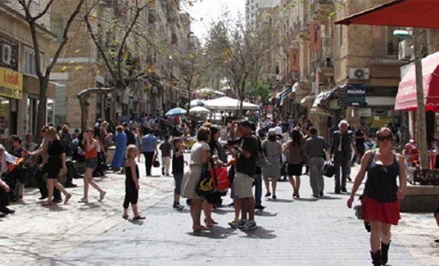 ISRAEL'S TOURISM TRIUMPH by Edwin Black