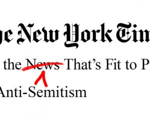 What if the New York Times Cartoon had depicted a Muslim, a Lesbian, an African American or a Mexican as a Dog? byAlan M. Dershowitz