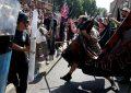 KKK-AFFILIATED GROUP TO HOLD 'POWDER KEG' RALLY IN HEART OF JEWISH DAYTON BY MAAYAN JAFFE-HOFFMAN