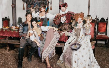 All's (Renaissance) Faire in Jewish 'American Princess' BY GERRI MILLER