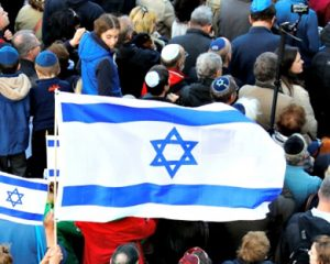 Another Day in Berlin: Rabbi Attacked, Spat Upon and Insulted in Arabic