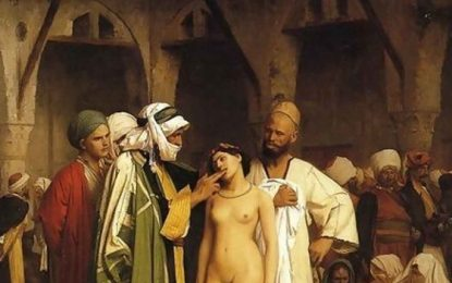 RAPE AND SLAVERY: ISLAM'S TRUE 'CULTURAL EXCHANGE' WITH THE WEST by Raymond Ibrahim