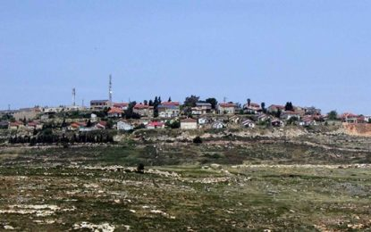 WHO'S FUNDING ILLEGAL PALESTINIAN SETTLEMENTS IN AREA C: PART 1 by Edwin Black