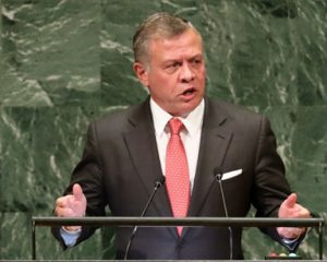 sKING ABDULLAH WARNS ANNEXATION WOULD HAVE 'MAJOR IMPACT' ON ISRAEL TIES BY HERB KEINON