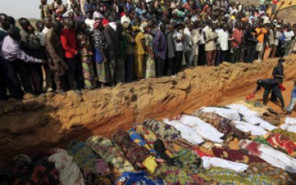 s'World Take Note!' Genocide of Christians in Nigeria Raymond Ibrahim