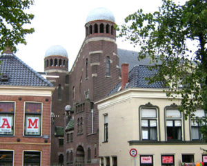 Politico Feature Details Dutch Synagogue Run Like Fortress Due to Fear of Antisemitic Violence