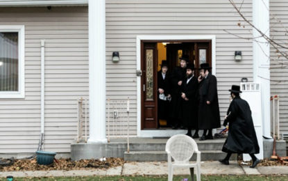 NYPD Cops Who Captured Accused Monsey Hanukkah Party Stabber Awarded Honors