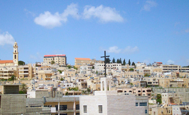 sWho's Attacking Palestinian Christians? by Bassam Tawil